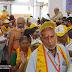 वीडियो: बक्सर पहुंचे रामायण एक्सप्रेस के यात्रियों का हुआ भव्य स्वागत ..