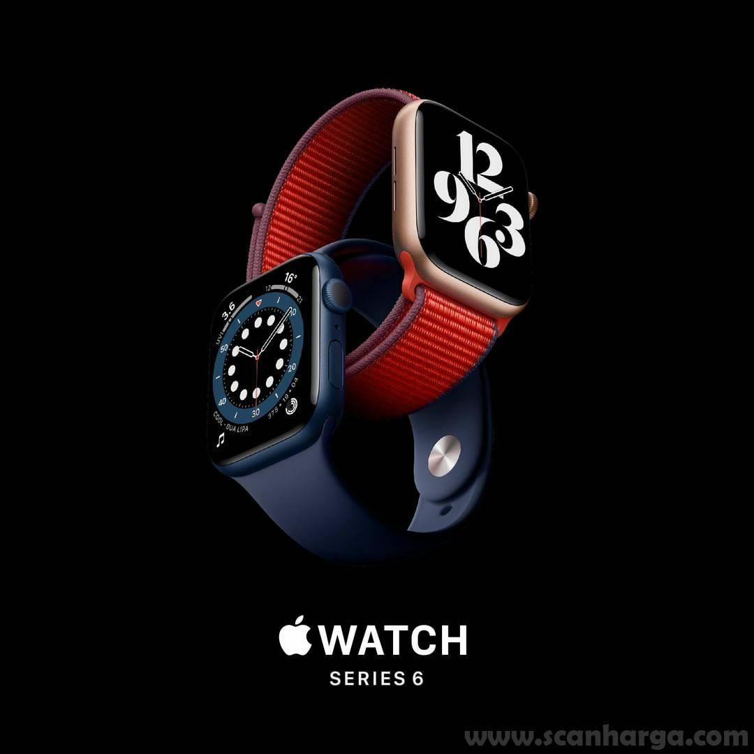 Apple Watch Series 6 & Apple Watch SE! sekarang tersedia di iBox Indonesia
