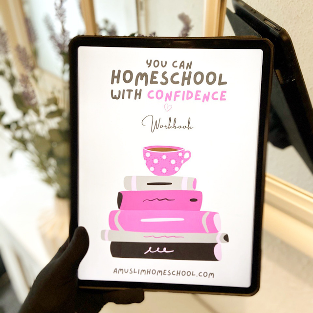 You can homeschool with confidence - workbook