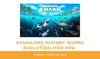 Download Hungry Shark Evolution Mod Apk (Unlimited Coins/Gems)