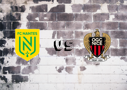 Nantes vs Niza  Resumen