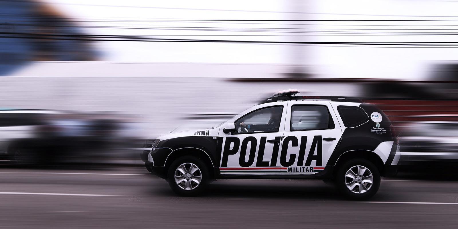 Grupo de garis é assaltado em Praça de Juazeiro do Norte
