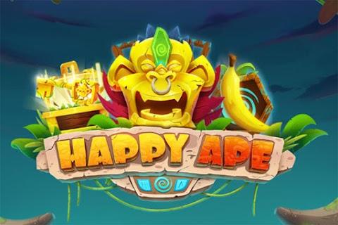Main Gratis Slot Happy Ape (Habanero) | 96.70% RTP