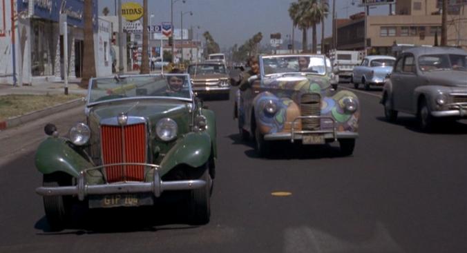 Dog Star Omnibus: The Scenic Route: Model Shop (1969)