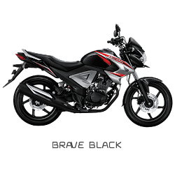 New Megapro CW Brave Black Nagamas Motor Klaten