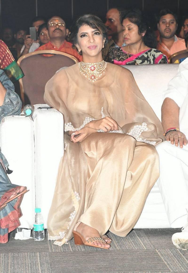 Manchu Lakshmi  pics At Lakshmi Bomb Audio Launch