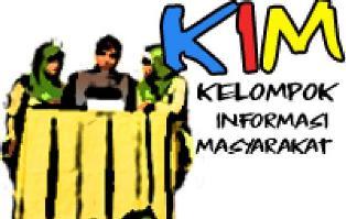 Kelompok Informasi Masyarakat (KIM) dan Blog