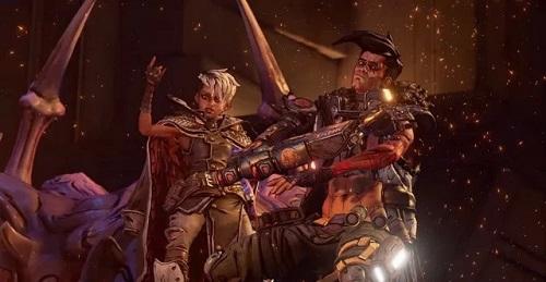 Bối cảnh của Borderlands 3 thường xuyên đc thiết kế bên trên sang trọng hoạt họa - Cel shading như các người đồng đội đi trước