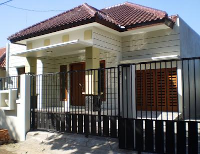 desain tiang rumah sederhana