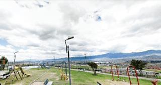 PARQUE SIERRA MORENA | CIUDAD BOLÍVAR Bogota