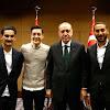 Erdogan Kecam Perlakuan Federasi Sepakbola Jerman Terhadap Ozil