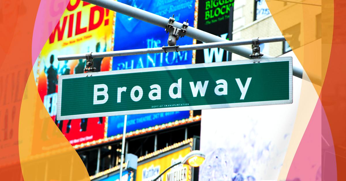 Best Modern Broadway Songs