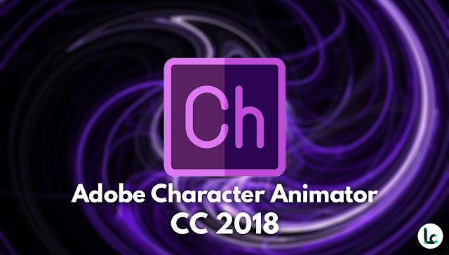 Adobe Character Animator CC 2018 Full version