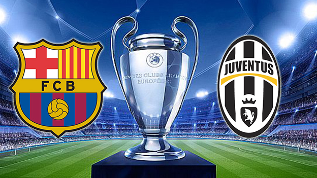 Live Streaming Match Juventus vs Barcelona In Champions League