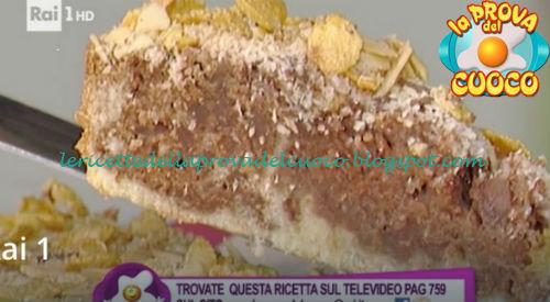 Ricetta della Torta rosa del deserto da La Prova del Cuoco