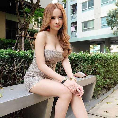 """Mê đắm trước đường cong nuột nà của """"thiên thần vòng 1"""" Thái Lan"""