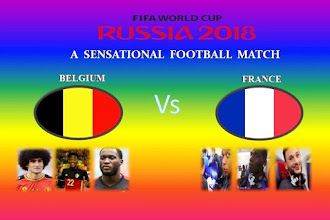 FIFA World Cup 2018 | Belgium vs France A Sensational Football Match