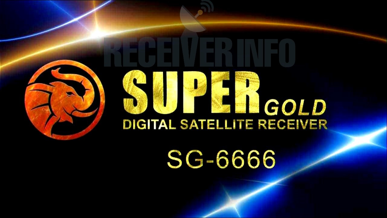 1506TV SUPER GOLD SG 6666 V2 SOG NEW SOFTWARE