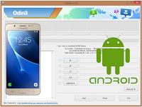 Tutorial Flashing Samsung Galaxy J5 2016 (J510UN) Via Odin Lengkap Dengan Gambar