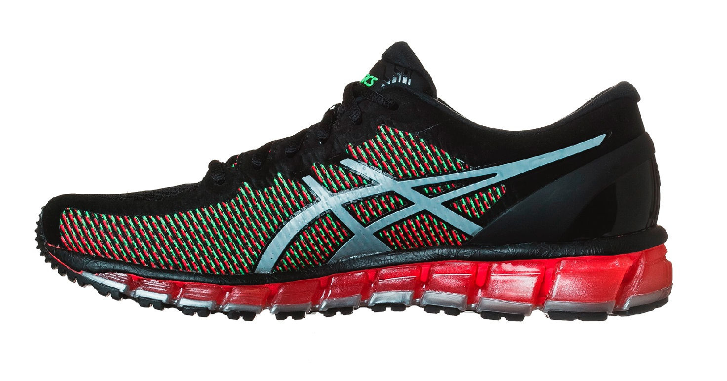 revendeur 19f5a 8d9cc Leave Your Own Track: Advertorial : ASICS GEL QUANTUM 360 CM