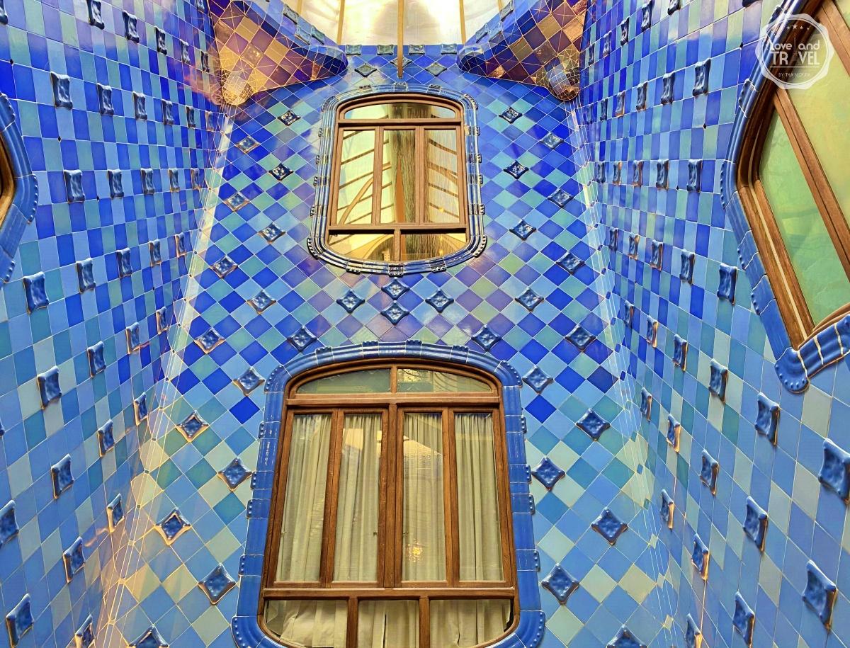 Casa Batló - Antoni Gaudí Barcelona