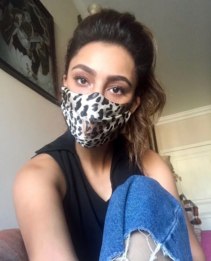 Actress Seerat Kapoor appeals to youth to get vaccinated, here's what she tweeted