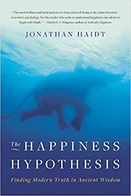 فرضية السعادة لجوناثان هايدت