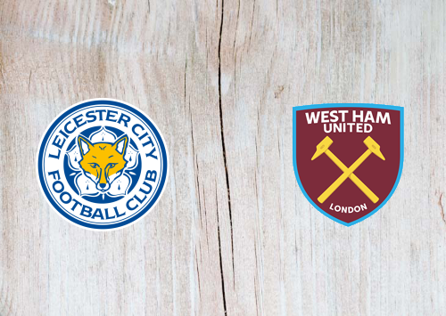 Leicester City vs West Ham United -Highlights 04 October 2020