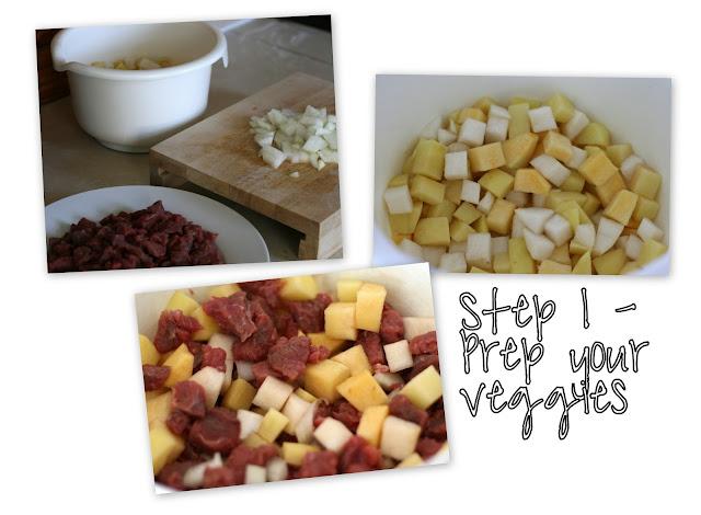 Delicious Pasties Recipe 2