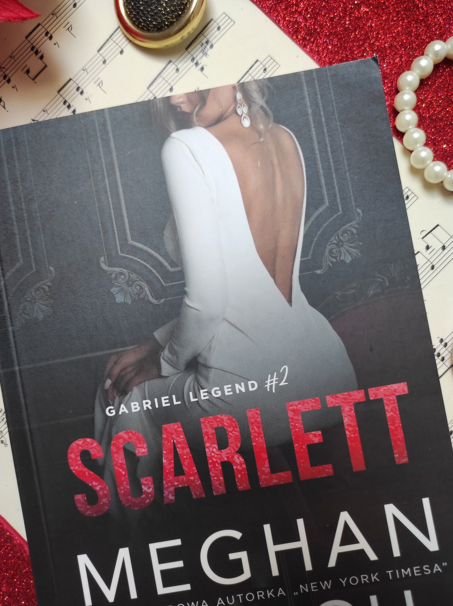 """Scarlett"" Meghan March - recenzja"