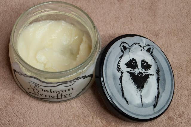 [301.] Glamarye, czyli Balsam Yennefer- naturalne masło do ciała o zapachu bzu i agrestu, Soap Szop