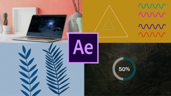 Udemy - After Effects CC - The Complete Motion Graphics Design & VFX