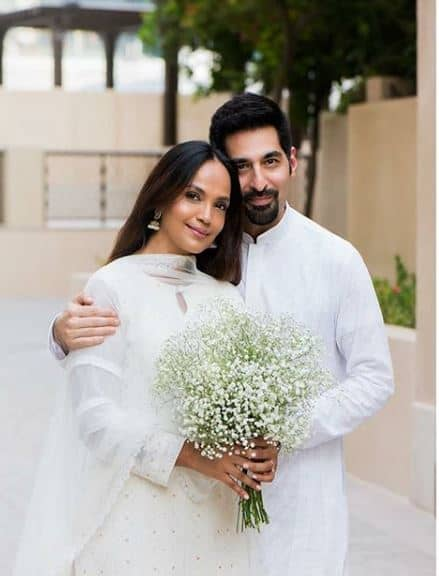 Aamina Sheikh Second Marriage Pictures | Details of 1st Wedding & Divorce
