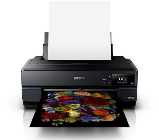 Printer Terbaik - Epson SureColor P800 A2 Inkjet Printer