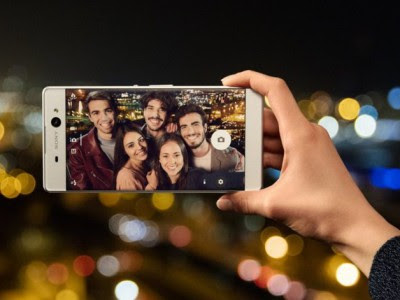 Sony Xperia XA Ultra With 16-megapixel Front camera Review
