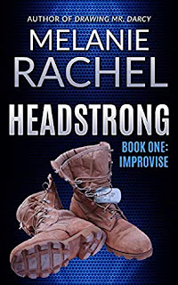 Book cover: Headstrong: Book One: Improvise by Melanie Rachel