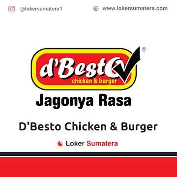 Lowongan Kerja Padang: D'Besto Chicken & Burger April 2021