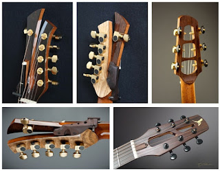 гриф акустической гитары