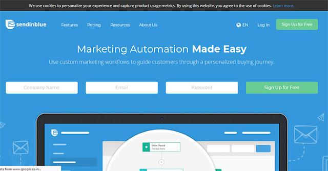SnedinBlue: MailChimp Alternatives: eAskme