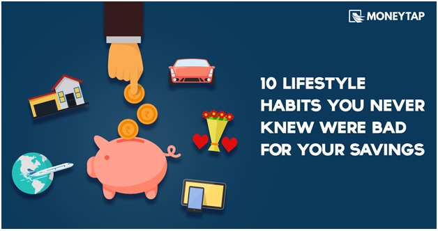 lifestyle-habits-bad-for-savings