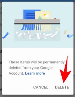 Google account activity check or delete kaise kare 7