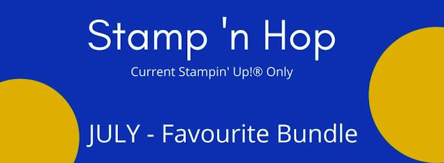 Stamp 'N Hop July Blog Hop - Favourite Bundle