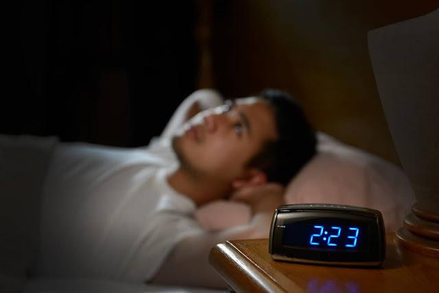 cara menghilangkan gejala insomnia