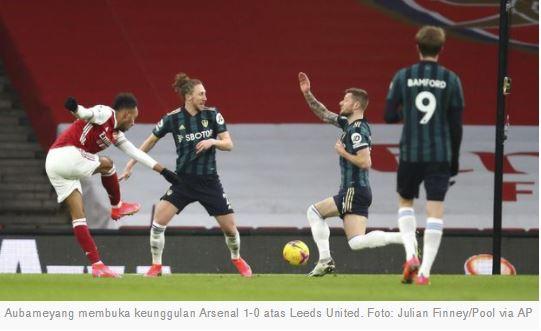 Arsenal vs Leeds United 4–2 Highlights