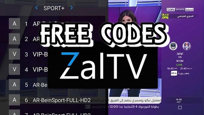 CODE IPTV GRATUIT  POUR ANDROID APK ZALT IPTV,GOGO IPTV,ESIPTV,ATLAS PRO