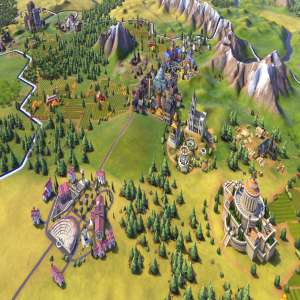 download sid meiers civilization VI pc game full version free