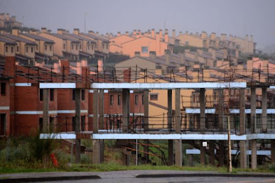 Neoliberalización e mutación urbanística.