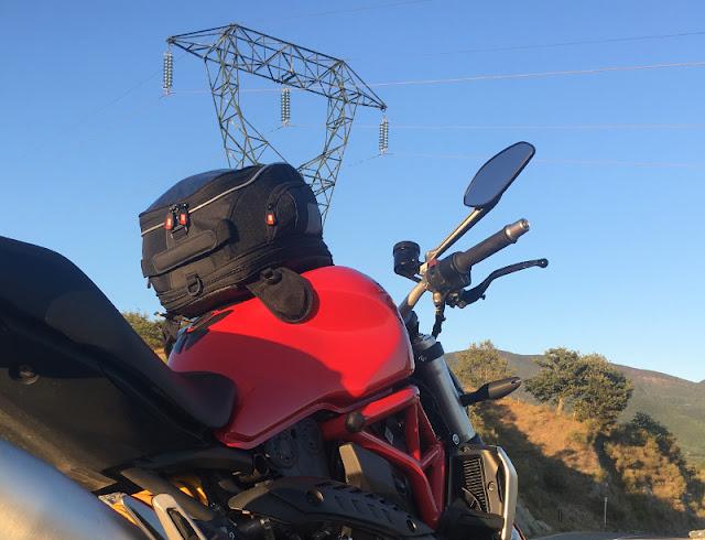 racconti di viaggi in moto