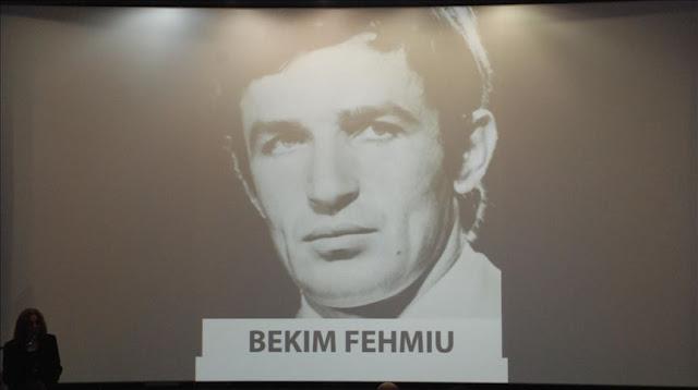 The premiere of Bekim Fehmiu documentary film on June 15 in Prizren