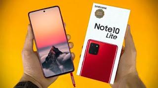 مميزات, الهاتف, جلاكسى, نوت, 10, لايت, Galaxy ,Note ,10 ,Lite